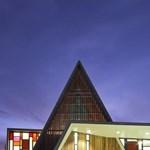 Egy igyazán szokatlan templom Új-Zélandról