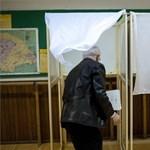 Szelfizni se szabad a szavazófülkében