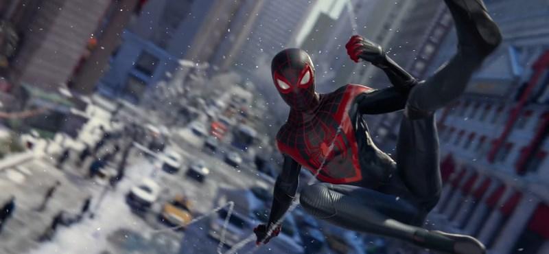 Látványos új játékokkal indít a PlayStation 5, pókemberes is van köztük
