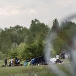 Majdnem 300 határsértőt kaptak el itthon hétvégén