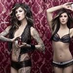 Kat Von D szexi cuccban pózol a tetkóeltüntető alapozó kampányában (videó)