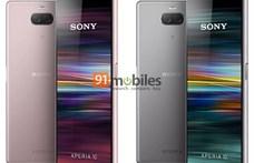 Főhetnek a fejek a Sonynál, minden érkező okostelefonjuk kiszivárgott