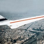 Venne egy csavart egy Concorde repülőből?