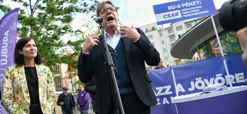 Márai megigézte Verhofstadtot