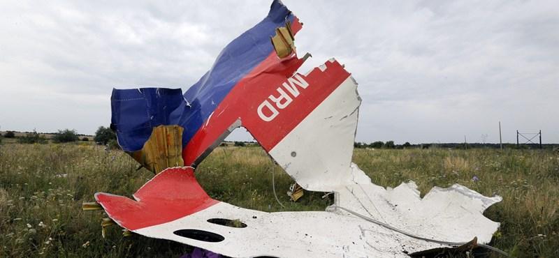 Lapértesülés: Orosz rakéta lőtte le a maláj gépet