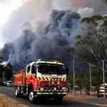 Öt-hat perc alatt jön a füst és elborít mindent - a földi pokol Ausztráliában