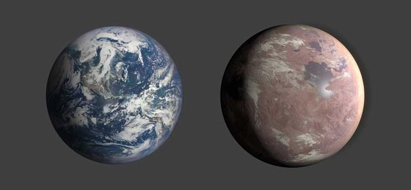 Találtak egy új bolygót, akkora, mint a Föld, és úgy tűnik, alkalmas az életre