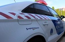 Több ember megsérült egy balesetben a 44-es főúton, teljes útzár
