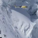 A világ legdurvább snowboard terepe (videó)
