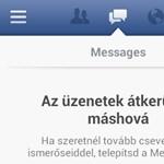 3 dolog, amit utálhatunk a Facebook Messengerben