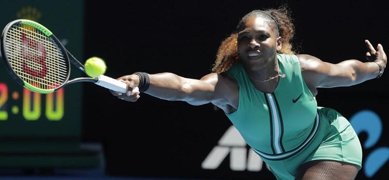 """Serena Williamsszel és más """"őrült nőkkel"""" készült az Oscar legütősebb reklámja"""