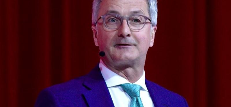 Bíróság előtt az Audi volt elnöke