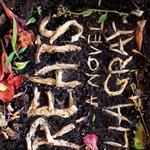 Látványos tipográfia: könyvborító száraz növényekből
