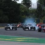 Bevált a Mercedes szuper taktikája - a 34. Magyar Nagydíj képekben