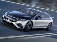 Megérkezett a Mercedes EQS, a márka elektromos überlimuzinja