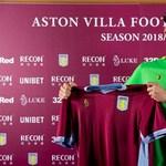Magyar kapust igazolt az Aston Villa