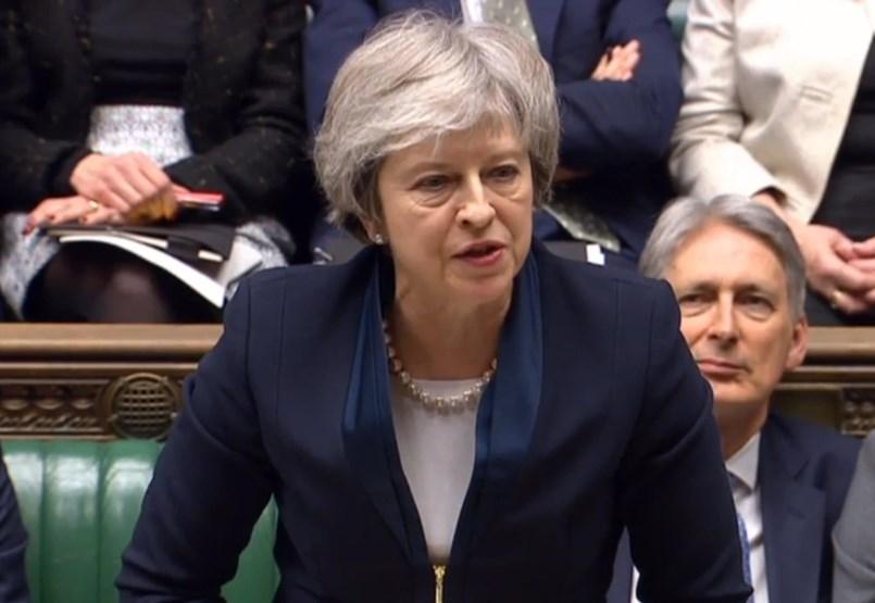 Leszavazta a brit parlament a Brexit-megállapodást