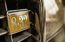 Olasz ritkaság: eladó egy Ferrari motoros Lancia Thema 8.32