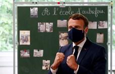 Jelentős fizetésemelést kapnak a francia egészségügyi dolgozók