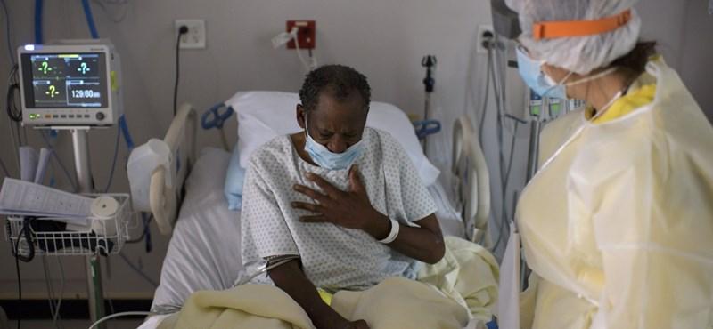 Már több mint 3 millióan fertőződtek meg az Egyesült Államokban