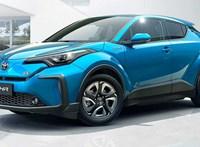 Tisztán villanyautóként támad a Toyota népszerű hibridje