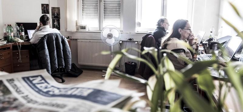 Népszava: már a XXI. század Médiáé