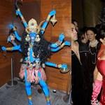 Heidi Klum, mint mániákus Halloween-rajongó korábbi jelmezei
