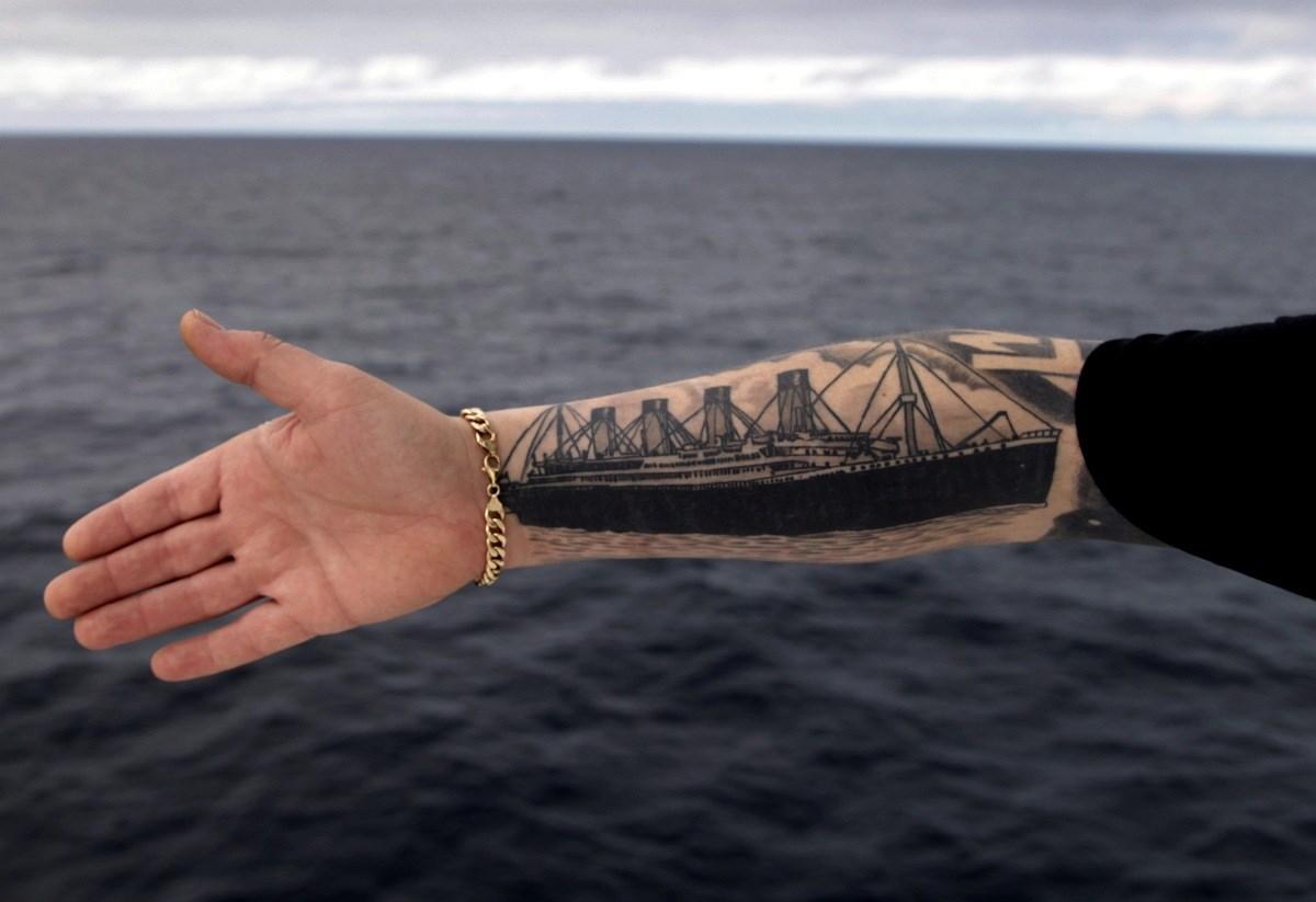 100 éve süllyedt el a Titanic - Nagyítás-fotógaléria