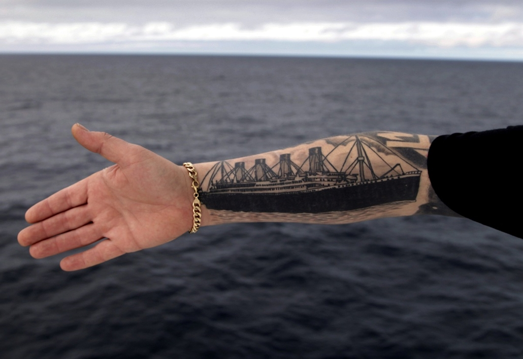 100 éve süllyedt el a Titanic