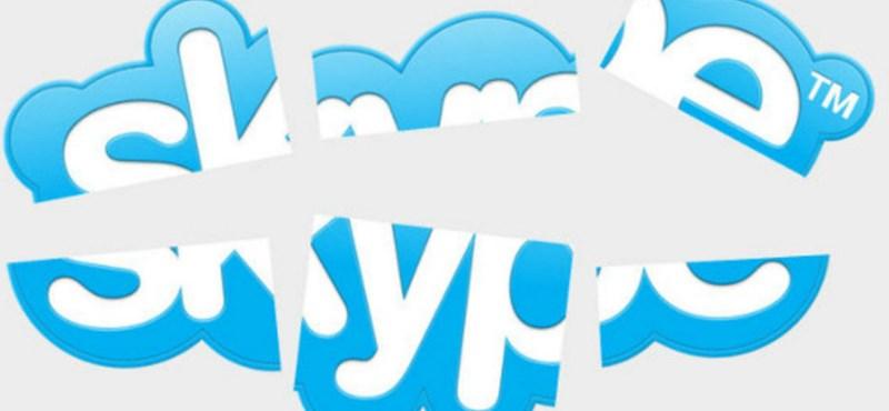 Régebbi Windowsa van? És szokott Skype-olni? Akkor bajban lehet
