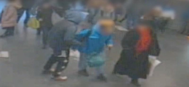 Agresszív kéregető áldozatait keresi a rendőrség – videó