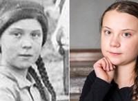 Greta Thunberg annyira híres, hogy már hülyeségek terjednek róla