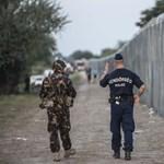 Több mint 440 határsértőt fogtak el itthon hétvégén