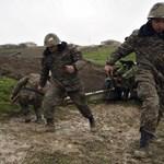 Medvegyev próbálja békíteni a héten Örményországot és Azerbajdzsánt