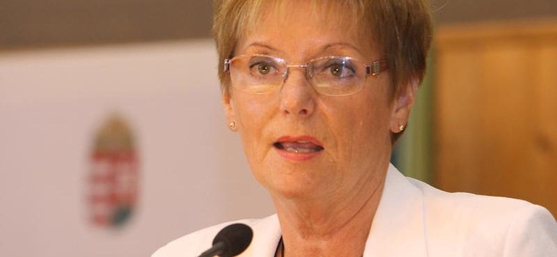 Hoffmann: most nem fogja visszadobni a kormány a felsőoktatási tervezetet