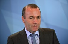 """Weber: """"Tanácsosabb lenne, ha Orbán irányt változtatna"""""""
