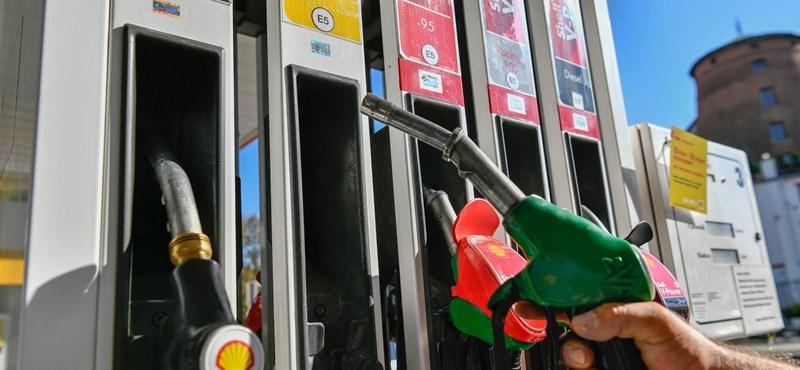 Olcsóbb lesz az üzemanyag péntektől