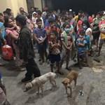 Tízezrek menekülnek a hamarosan kitörő Taal vulkán elől a Fülöp-szigeteken