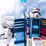 Japánban nem viccelnek: 18 méter magas, járni is tudó robotszobrot építenek