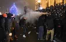 Tüntetések: a mentők is felkészülnek az estére