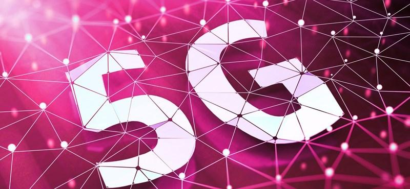 A szomszédban a T-Mobile már bekapcsolt 25 darab 5G-s adótornyot