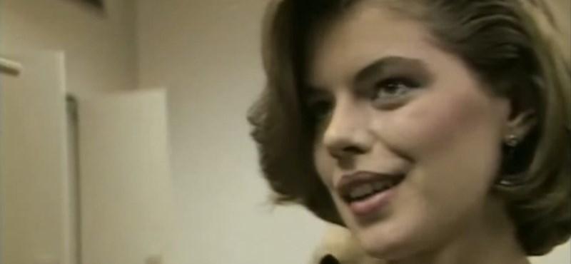 35 éve választották szépségkirálynőnek a tragikus sorsú Molnár Csillát
