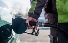 Szerdától drágul a benzin