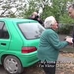 """""""Ez felháborító!"""" – Ezt hallja a nyugdíjas, akit Orbánék Vona Gáborról tájékoztatnak"""