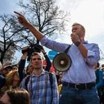 Ismét őrizetben a legismertebb orosz ellenzéki