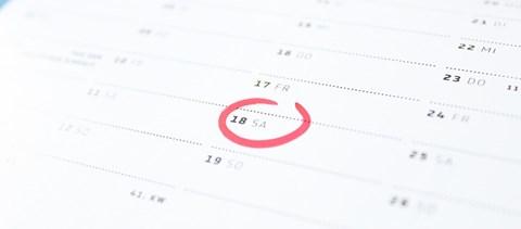 Ezeket a dátumokat kell észben tartanotok a következő hetekben
