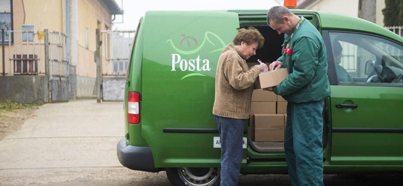 A posta idén nem fizet pluszpénzt az Erzsébet-utalványok kézbesítéséért