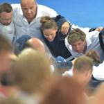 Vízcseppek és könnycseppek – javában zajlik a vizes világbajnokság