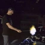 Ken Blocknál is eltörött valami: 1400(!) lóerős autót villantott