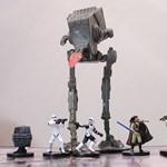 Star Wars miniben – fotók
